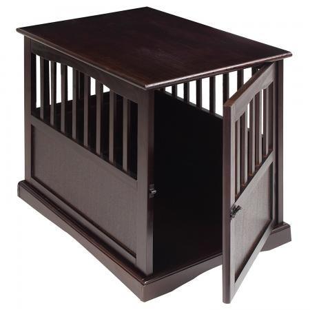 Casual Casă 600-44 Pet Crate End Table, 24-inch